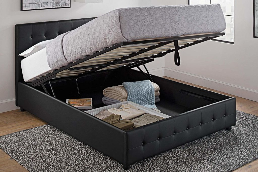 Bedroom Storage Ideas - Under Bed Storage