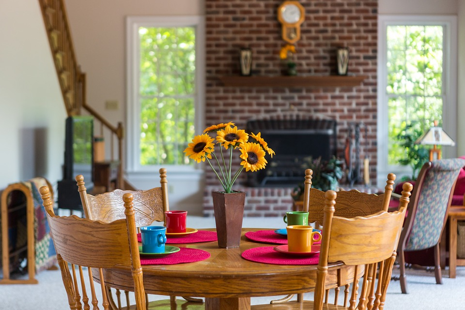 Small dining room ideas Countryside dining